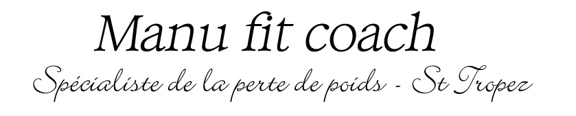 Manu Fit Coaf Saint-Tropez : Fit Girl Challenge